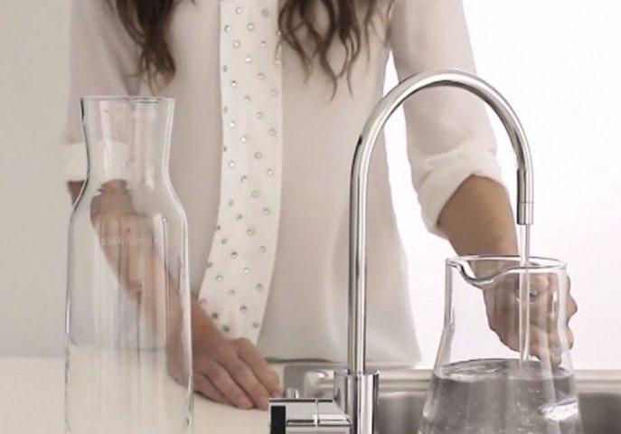 Acqua del rubinetto: fate attenzione a come renderla più buona